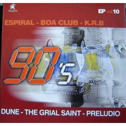 Various – 90's EP Vol. 10 (new)