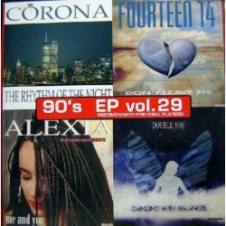 Various ‎– 90's EP Vol. 29 (new)