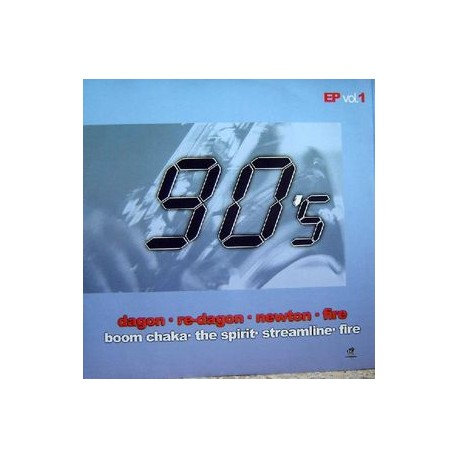 Various – 90's EP Vol.1 (new)