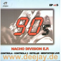 Nacho Division ‎– 90's EP Vol. 5 (new)