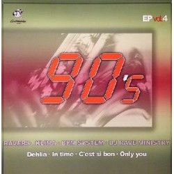 Various ‎– 90's EP Vol.4 (new)