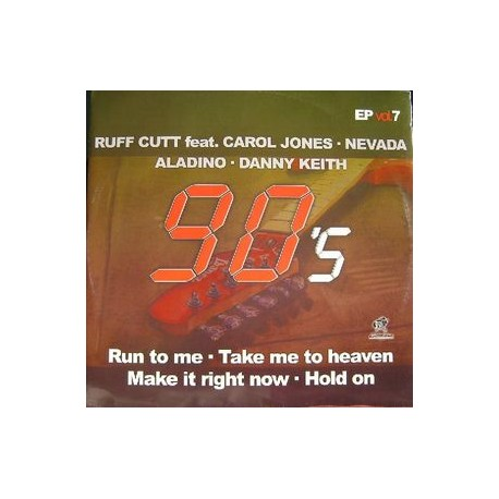 Various – 90's EP Vol. 7 (new)