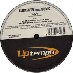 Elements Feat. Sonic ‎– Sky (new)