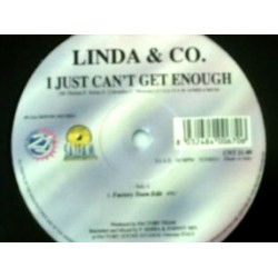 Linda & Co ‎– I Just Can't Get Enough (new)