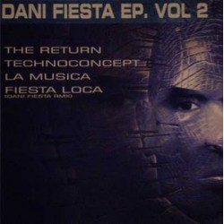 Dani Fiesta / United  ‎– EP Vol. 2  colour vinyl (new)