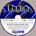 DJ Scott Selection Vol 1 CD For DJS - OUT NOW