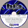 DJ Scott Selection Vol 1 CD For DJS Pre Order Now With Free Post & Packing