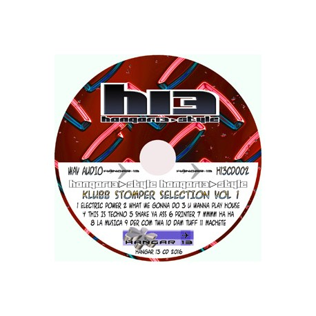 Klubb stomper selection vol 1 pre order with free post & packing