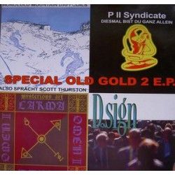 Various ‎– Special Old Gold 2 E.P.