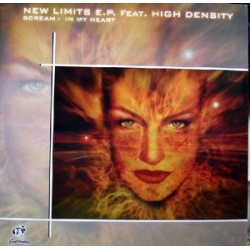 New Limits E.P.* Feat. High Density ‎– Scream / In My Heart (new)