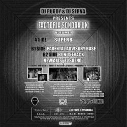 DJ Ruboy & DJ Serna ‎– Presents Factoria Sonora UK Volume 1 (new)