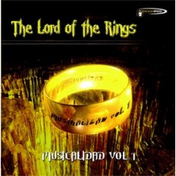 Musicalidad ‎– Vol. 1 - The Lord Of The Rings (new)