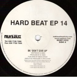 Hard Beat EP 14 (record is new but has pen marks in a few places)