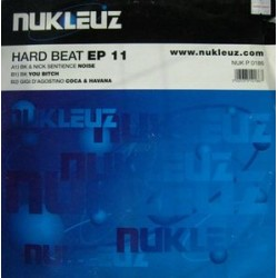 Hard Beat EP 11 (record is new but has pen marks in a few places)