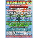 Hangar 13 boxing day 2012 Feat cocooma dvd footage