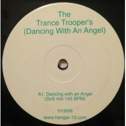 The Trance Trooper's ‎– Dancing With An Angel (new)