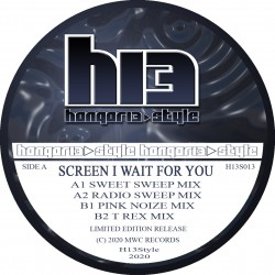 Screen ‎– I Wait For You (Movin' On Baby) Clear vinyl pre order